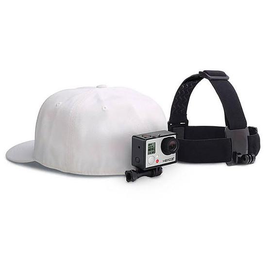 Accessoires caméra sport GoPro Fixation frontale + QuickClip