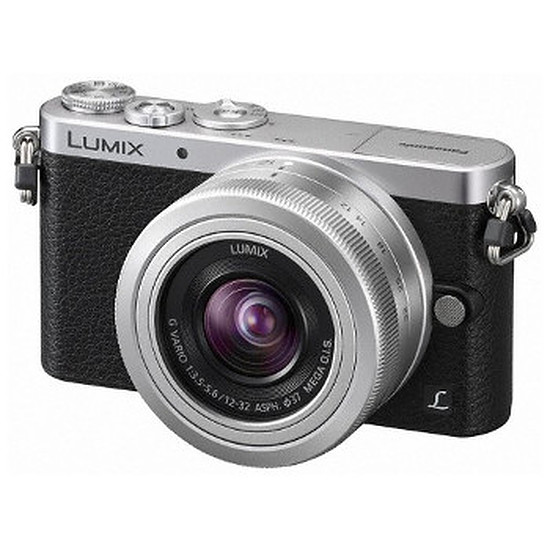 Appareil photo hybride Panasonic Lumix DMC-GM1 + 12-32 mm  Silver