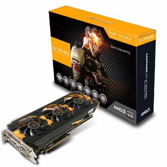 Carte graphique Sapphire Radeon R9 290X Tri-X OC (UEFI) - 4 Go