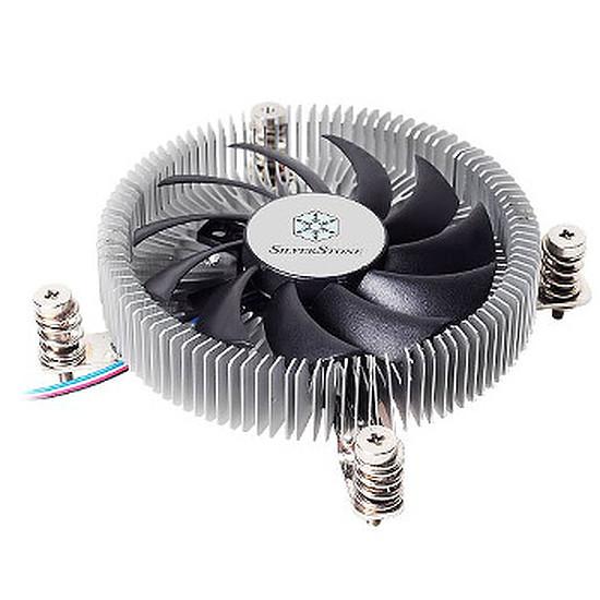Refroidissement processeur Silverstone SST-NT07-115X