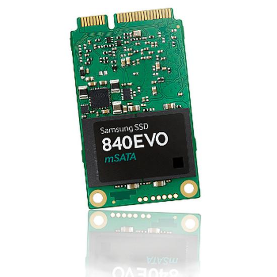 Disque SSD Samsung Serie 840 EVO mSATA - 120 Go