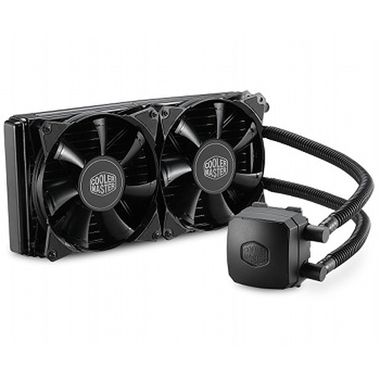 Watercooling Cooler Master Nepton 280L