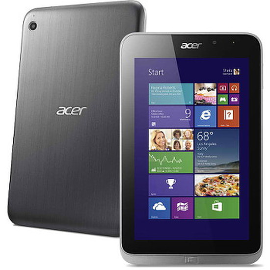 Tablette Acer Iconia Tab W4-820 - 32 Go