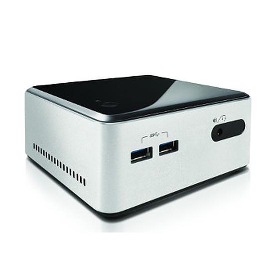 """Barebone Intel Mini PC NUC Core i3 Haswell - baie 2,5"""" HDD / SSD"""
