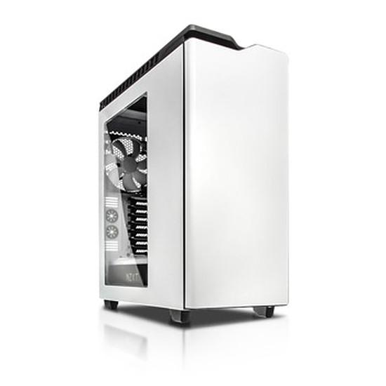 Boîtier PC NZXT H440 - Blanc
