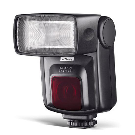 Flash et éclairage Metz Mecablitz 36 AF-5 Digital Olympus Panasonic