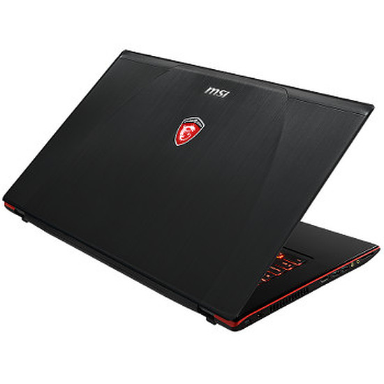 PC portable MSI GE70 2PE-048FR - SSD - Backlight