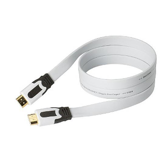 HDMI Real Cable Câble HDMI HD-E-SNOW - 1,5 m