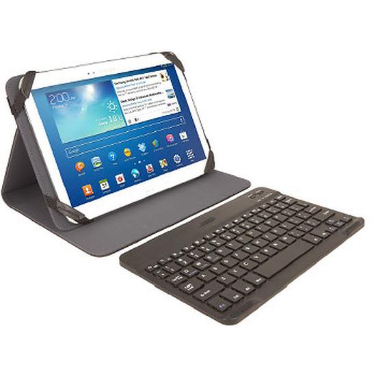 """Accessoires tablette tactile Urban Factory Étui universel + clavier pour tablette 10"""" Noir"""