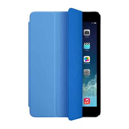 Accessoires tablette tactile Apple iPad mini Smart Cover Bleu