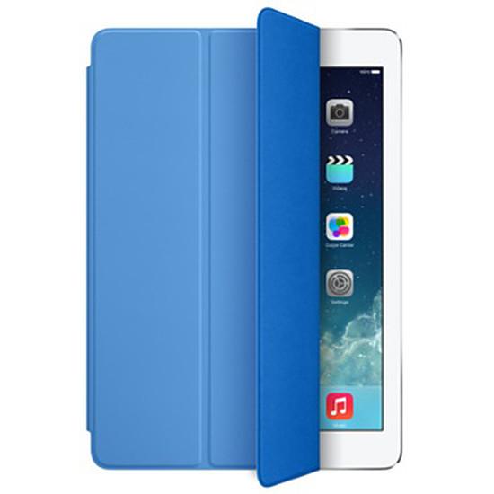 Accessoires tablette tactile Apple Etui iPad Air Smart Cover Bleu