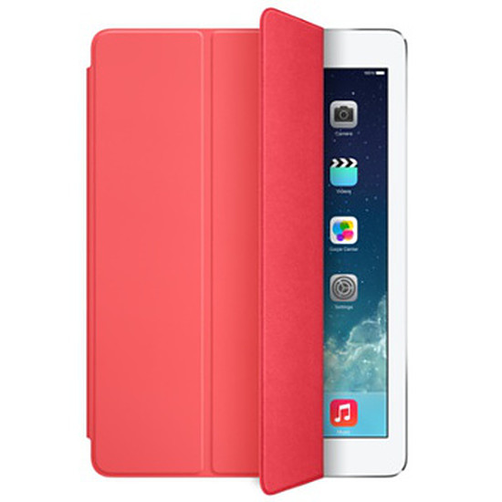 Accessoires tablette tactile Apple Etui iPad Air Smart Cover Rose