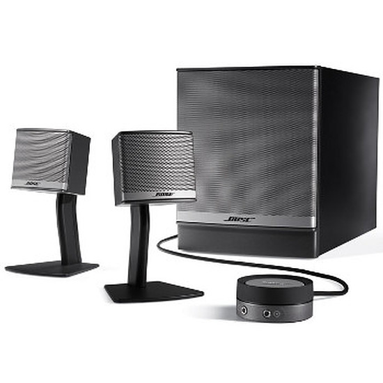 Enceintes PC Bose Companion 3 série II - 2.1
