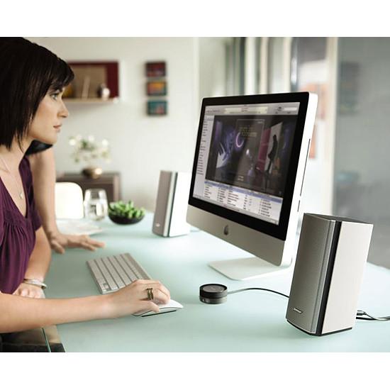 Enceintes PC Bose Companion 20 - Autre vue