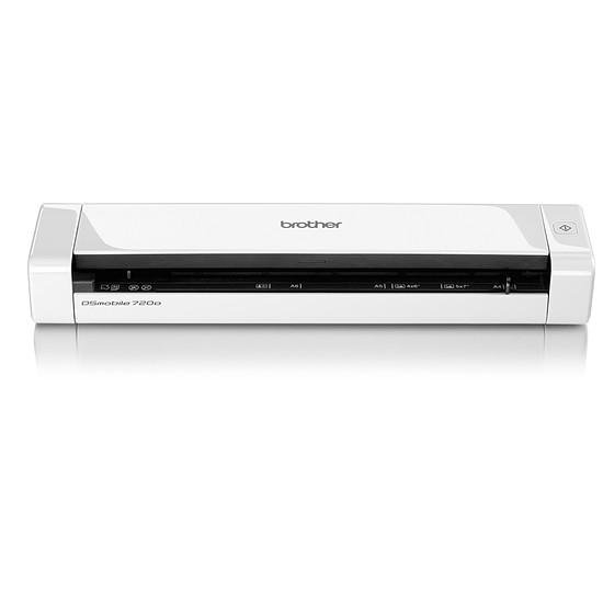 Scanner Brother DS-720D - Autre vue