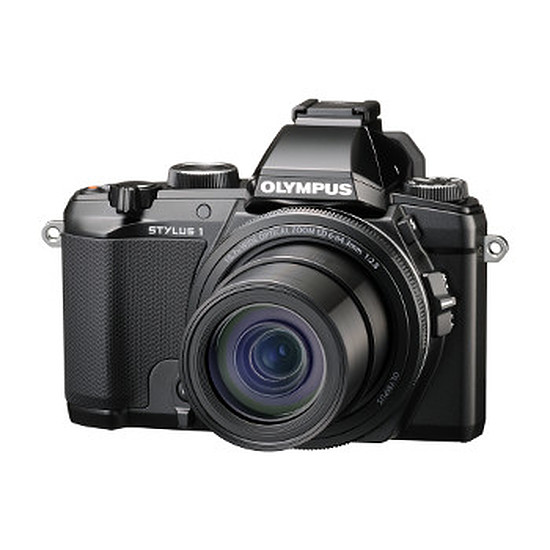 Appareil photo compact ou bridge Olympus Stylus 1 Noir