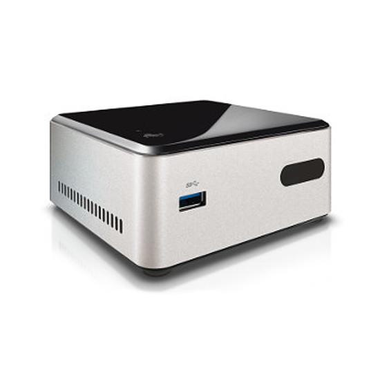 """Barebone Intel Mini PC NUC Celeron (BOXDN2820FYKH0) Baie 2,5"""" HDD"""