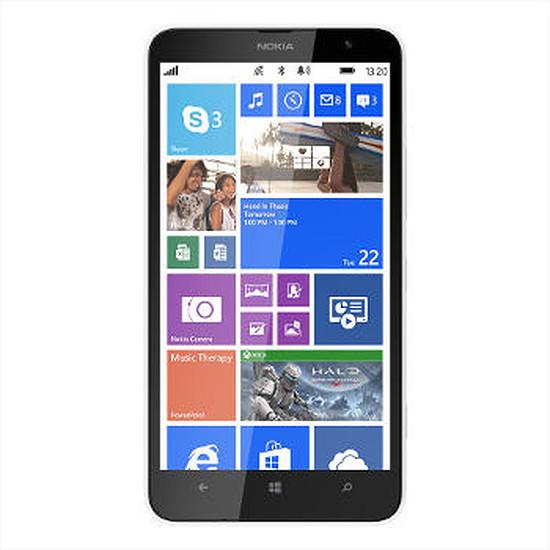 Smartphone et téléphone mobile Nokia Lumia 1320 (blanc)