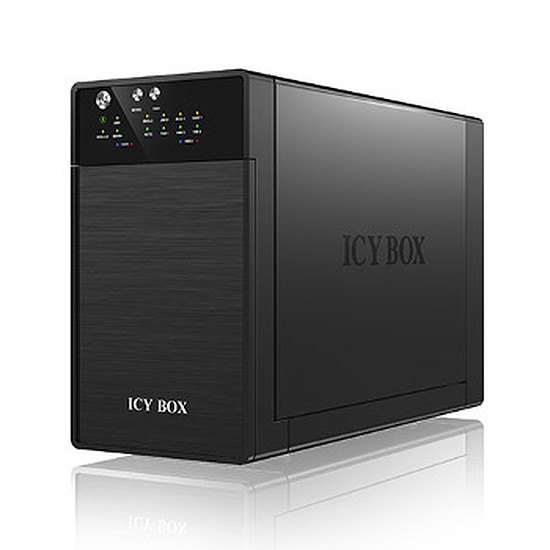 Boîtier pour disque dur Icy Box IB-RD3620SU3