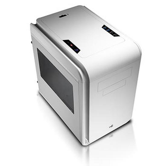 Boîtier PC Aerocool DS Cube Blanc - Fenêtre