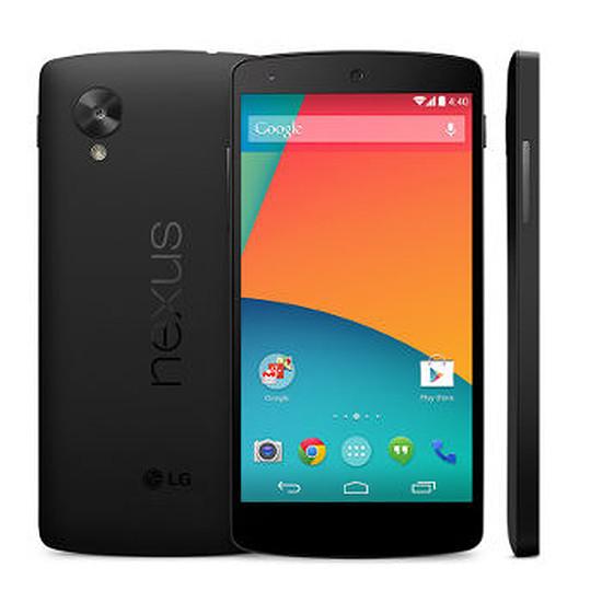 Smartphone et téléphone mobile LG Google Nexus 5 (noir)