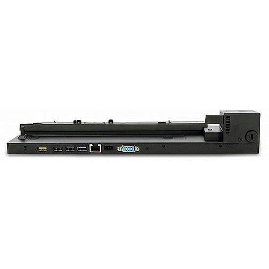 Station d'accueil PC portable Lenovo Station d'accueil ThinkPad Basic Dock - Autre vue