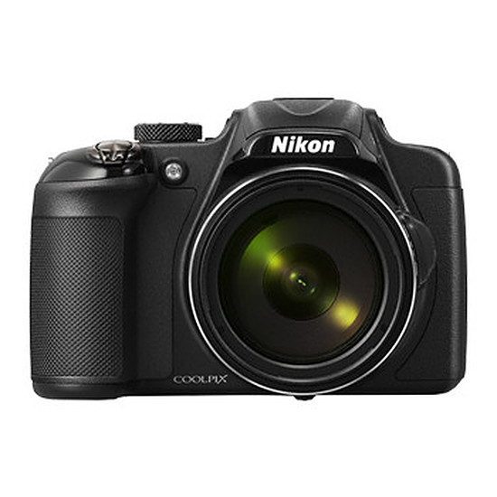Appareil photo compact ou bridge Nikon Coolpix P600 Noir