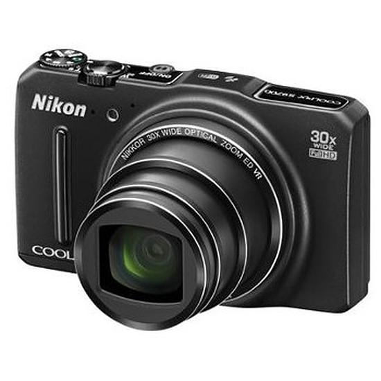 Appareil photo compact ou bridge Nikon Coolpix S9700 Noir