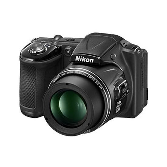Appareil photo compact ou bridge Nikon Coolpix L830 Noir