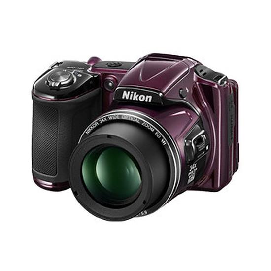 Appareil photo compact ou bridge Nikon Coolpix L830 Violet