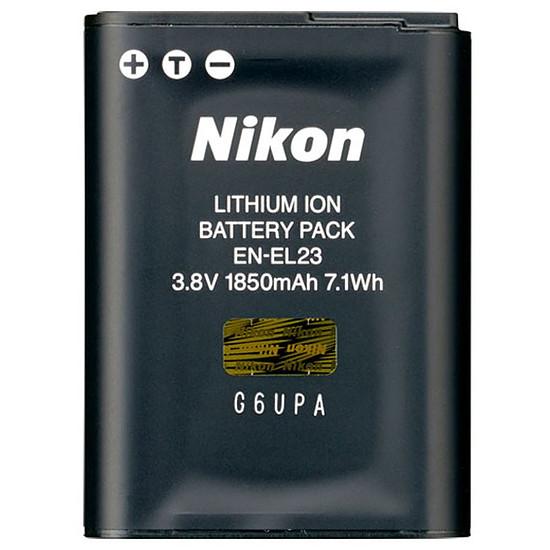 Batterie et chargeur Nikon Batterie EN-EL23