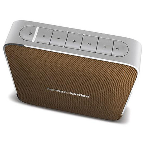 Enceinte Bluetooth Harman-Kardon Esquire - Marron