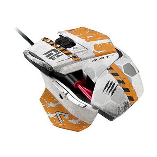 Souris PC Mad Catz R.A.T.3 Titanfall Edition