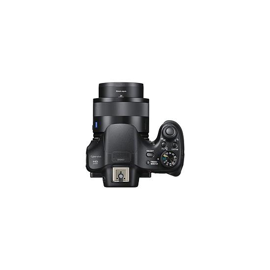 Appareil photo compact ou bridge Sony CyberShot DSC-HX400V Noir - Autre vue