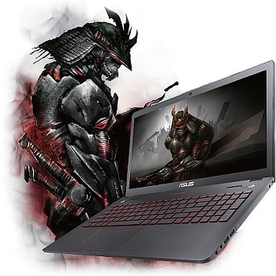 PC portable Asus ROG G56JR-CN226H