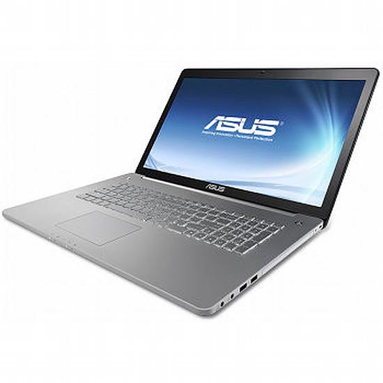 PC portable Asus N750JK-T4065H - i7 - 256 Go SSD - GTX850M - FullHD