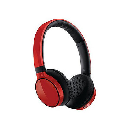 Casque Audio Philips SHB 9100 Rouge
