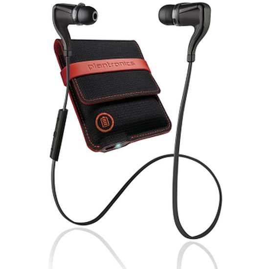 Casque Audio Plantronics BackBeat GO 2 Noir + étui de chargement