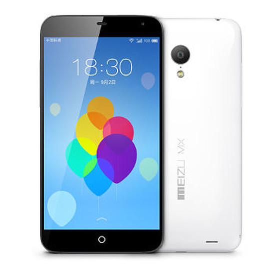 Smartphone et téléphone mobile Meizu MX3 (noir) - 16 Go