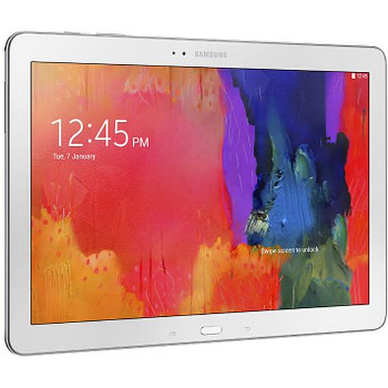 """Tablette Samsung Galaxy Tab Pro 10.1"""" 16 Go - 4G (Blanc)"""