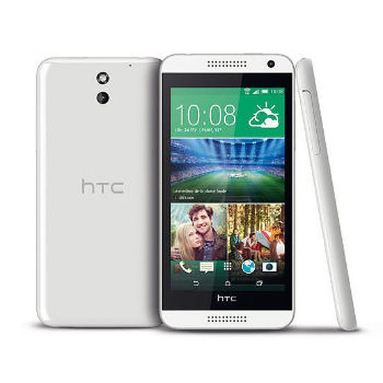 Smartphone et téléphone mobile HTC Desire 610 (blanc)