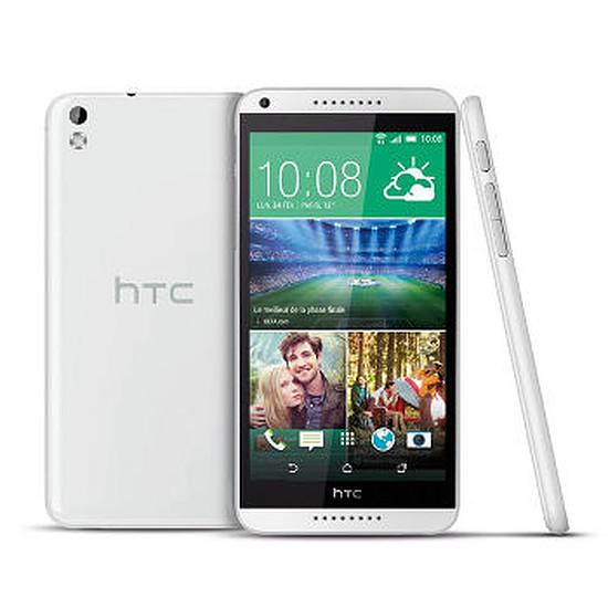 Smartphone et téléphone mobile HTC Desire 816 (blanc)