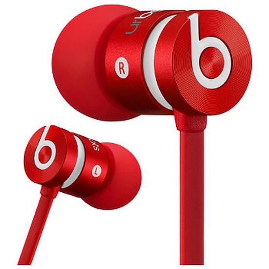 Casque Audio Beats UrBeats - Rouge