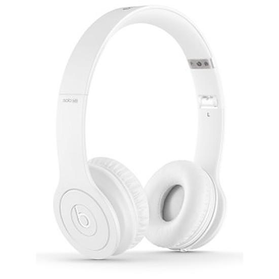 Casque Audio Beats Solo 2 HD - Blanc