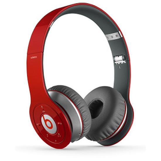 Casque Audio Beats Wireless - Rouge