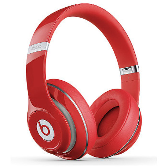 Beats Studio 2 Rouge Casque Audio Beats By Dr Dre Sur Materielnet