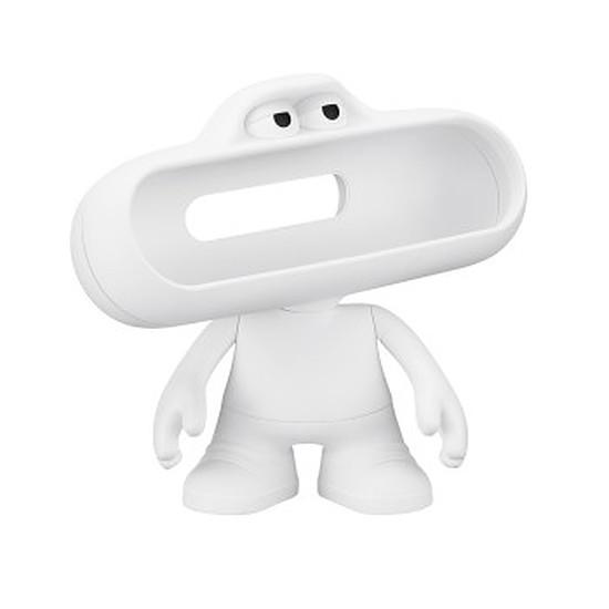 Enceinte Bluetooth Beats Support Dude pour Pill (Blanc)