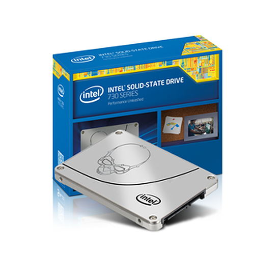 Disque SSD Intel 730 Series - 480 Go
