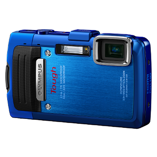 Appareil photo compact ou bridge Olympus Tough TG-835 Bleu