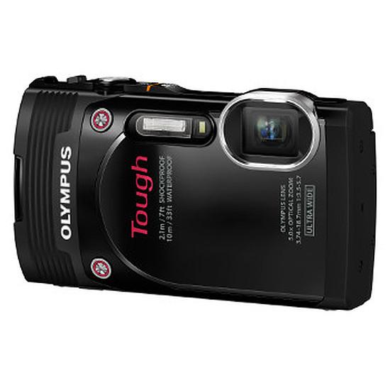 Appareil photo compact ou bridge Olympus Tough TG-850 Noir